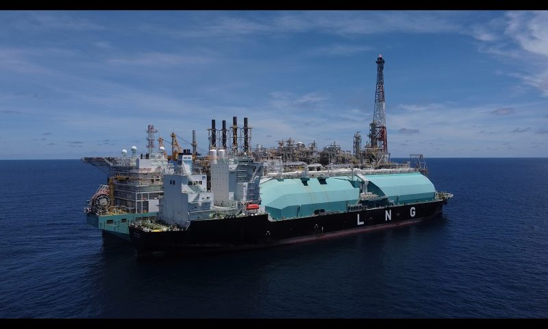 PETRONAS Floating LNG Satu Delivers Milestone 50th LNG Cargo