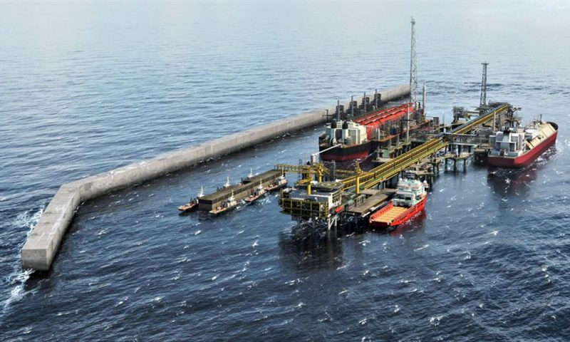 Saipem Selects Fugro´s Inclinocam® for Presice Pile Positioning Contract