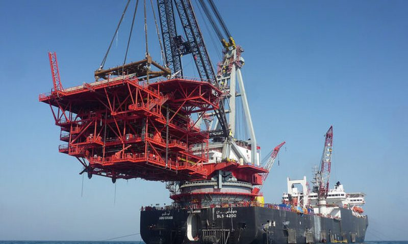 Ulstein Provides Engineering Support for Cable Lay Integration for DLS 4200